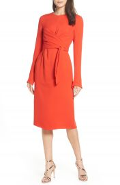 Fame and Partners The Peridot Open Back Dress   Nordstrom at Nordstrom