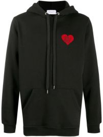 Family First Embroidered Logo Hoodie - Farfetch at Farfetch
