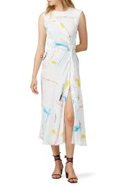 Fantasy Print Dress by Cendric Charlier at Rent the Runway