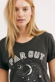 Far Out Tee at Free People