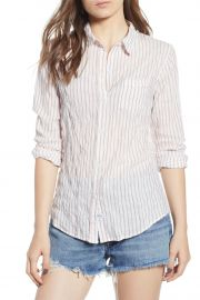 Farrah Stripe Shirt by Rails at Nordstrom Rack