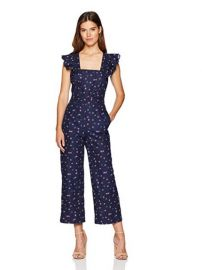 Farren Jumpsuit by Rebecca Taylor at Amazon