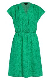 Faux Wrap Dress at Nordstrom