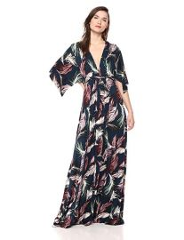 Feather print dress by Rachel Pally at Amazon
