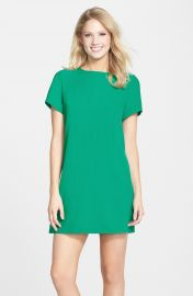 Felicity   Coco Crepe Shift Dress  Nordstrom Exclusive at Nordstrom