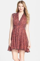 Feline wonder dress by French Connection at Nordstrom Rack