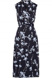 Femma Floral Midi Dress by Equipment at The Outnet