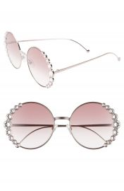 Fendi 58mm Round Sunglasses   Nordstrom at Nordstrom