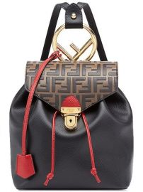 Fendi FF Flap Backpack - Farfetch at Farfetch