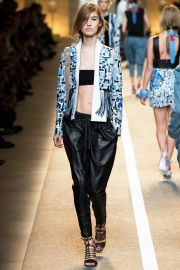 Fendi Spring 2015 Collection Jacket at Vogue