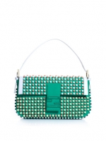 Fendi Super Bowl Beaded Baguette bag at Matches