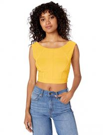 Fenella Cropped Tank Top at Amazon