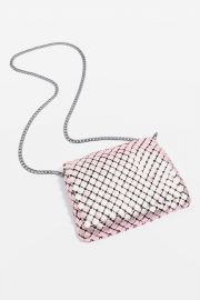 Festival Fan Chain Crossbody Bag at Topshop
