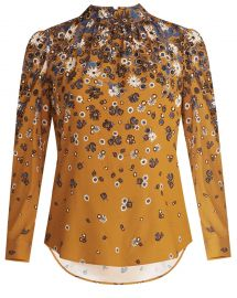 Fey Floral Blouse by Veronica Beard at Veronica Beard