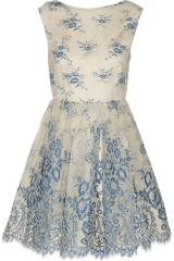 Fila dress by Alice and Olivia at Net A Porter
