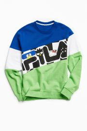 Fila x Sanrio Sweatshirt at Urban Outfitters
