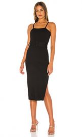 Finders Keepers x REVOLVE Briggitte Knit Dress in Black from Revolve com at Revolve