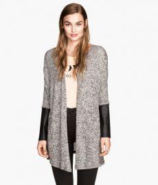 Fine Knit Cardigan at H&M