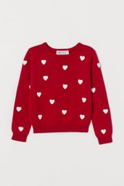 Fine-knit Cotton Sweater at H&M