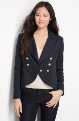 Fishtail blazer by Willow and Clay at Nordstrom