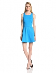 Fit and flare dress by Bcbgeneration at Amazon