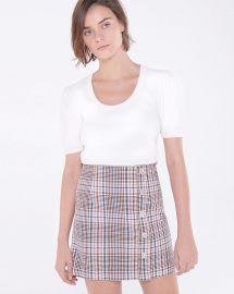 Fitler Skirt at Veronica Beard