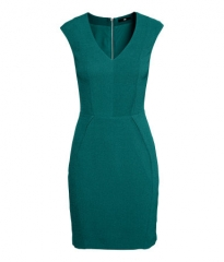 Fitted Dress at H&M