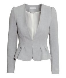 Fitted Jacket at H&M