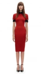 Fitted Polo Dress by Victoria Beckham at Net A Porter
