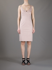 Fitted dress by Gossip at Farfetch