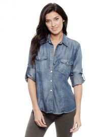 Fitted shirt at Bella Dahl