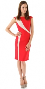 Flame inset dress by Rachel Roy at Shopbop at Shopbop
