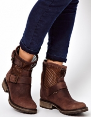 Flank M Biker Boot at Asos