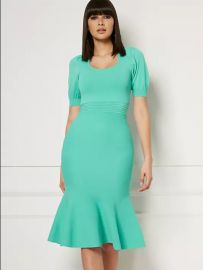 Flavia Sweater Dress - Eva Mendes Collection at NY&C