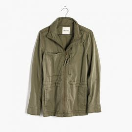 Fleet Jacket at Madewell