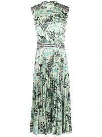 Fleur-E Dress by Saloni at Farfetch