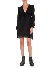 Flock Leopard-Print Dress by The Kooples at The Bay