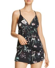 Flora Nikrooz Elena Cami Tap Short PJ Set at Bloomingdales
