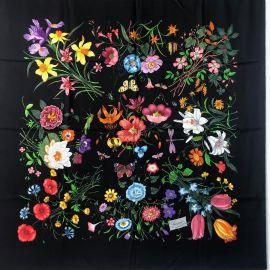 Flora dress at Gucci