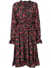 Floral Print Dress at FarFetch