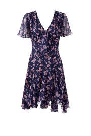 Floral Annali Dress at Rent The Runway