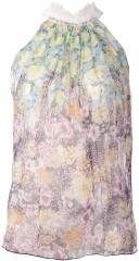 Floral Blouse by Nina Ricci at Farfetch