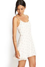 Floral Cami Dress at Forever 21