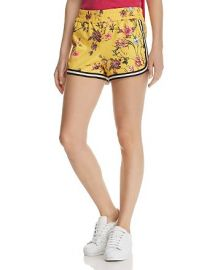 Floral Dolphin Shorts at Bloomingdales
