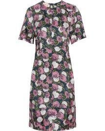 Floral Dress at Yoox