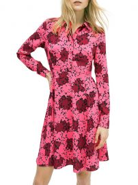 Floral Flare Shirtdress by Kate Spade at Saks Off 5th