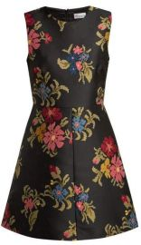 Floral Jacquard Dress by RED Valentino at Matches
