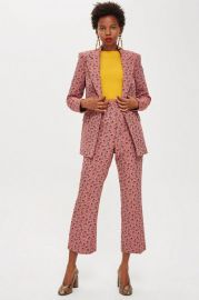 Floral Jacquard Suit - Suits   Co-ords - Clothing at Topshop