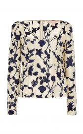 Floral-Jacquard Top by Brock Collection at Moda Operandi