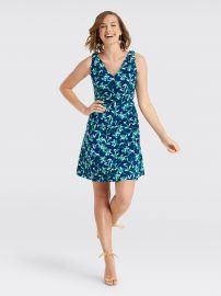Floral Knot Love Circle Dress by Draper James at Draper James